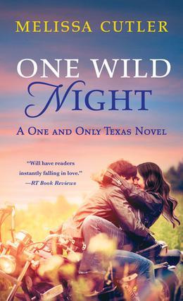 One Wild Night by Melissa Cutler