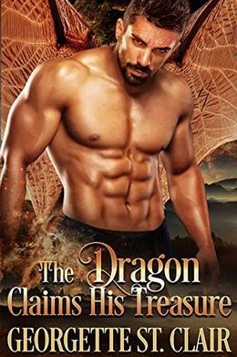 The Dragon Claims His Treasure by Georgette St. Clair