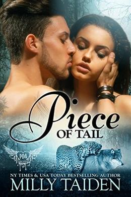 Piece of Tail: BBW Paranormal Shape Shifter Romance by Milly Taiden