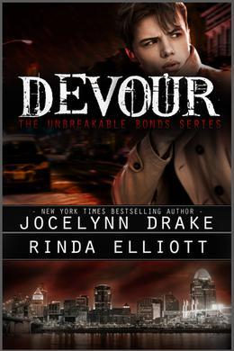 Devour by Jocelynn Drake, Rinda Elliott