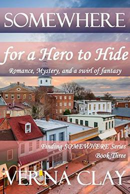 SOMEWHERE for a Hero to Hide by Verna Clay