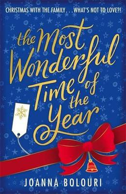 The Most Wonderful Time of The Year by Joanna Bolouri