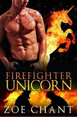 Firefighter Unicorn by Zoe Chant