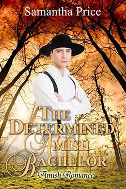 The Determined Amish Bachelor by Samantha Price