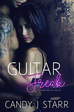 Guitar Freak by Candy J Starr