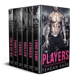 Players: A Bad Boy Sports Romance Box Set by Teagan Kade