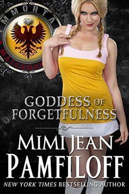GODDESS OF FORGETFULNESS by Mimi Jean Pamfiloff