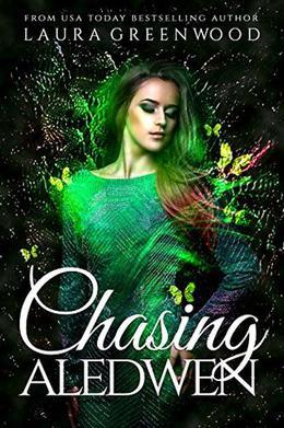 Chasing Aledwen by Laura Greenwood, Arizona Tape
