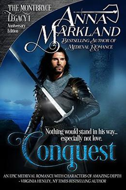 Conquest by Anna Markland