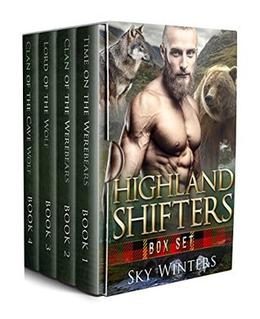 Highland Shifters Box Set by Sky Winters