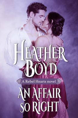 An Affair So Right by Heather Boyd