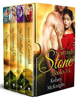The Scottish Stone Series: Books 1-4 by Kelsey McKnight