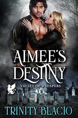 Aimee's Destiny by Trinity Blacio, bookcovers Cre8tive