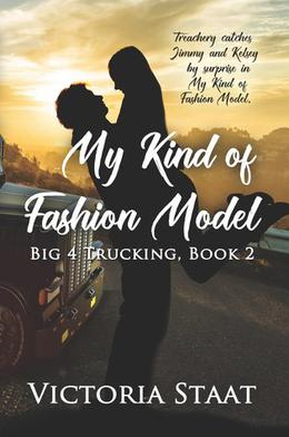 My Kind of Fashion Model by Victoria Staat