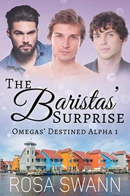 The Baristas' Surprise by Rosa Swann