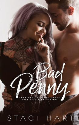 Bad Penny by Staci Hart
