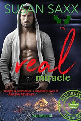 Real Miracle: Small Town Military Romance by Susan Saxx
