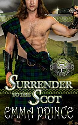 Surrender to the Scot by Emma Prince