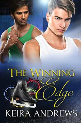 The Winning Edge: Gay Figure Skating Romance by Keira Andrews