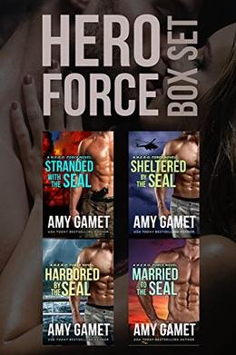 HERO Force Box Set: Books One - Four by Amy Gamet