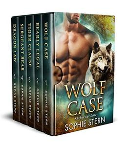 Shifters at Law  (A Complete Paranormal Romance Shifter Series) by Sophie Stern