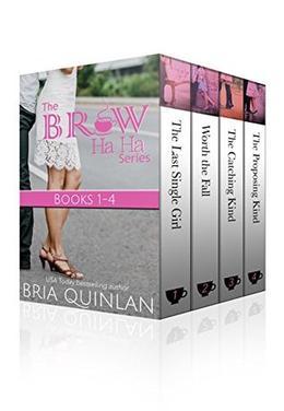Brew Ha Ha Box Set: Books 1-4 by Caitie Quinn, Bria Quinlan