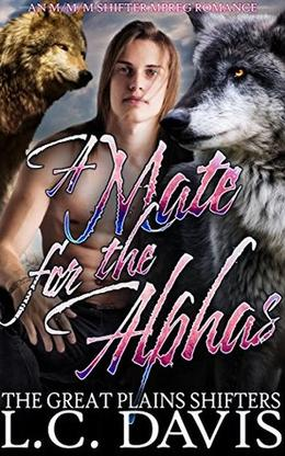 A Mate for the Alphas by L.C. Davis