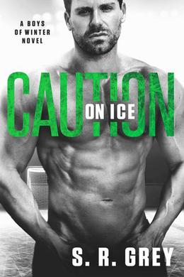 Caution on Ice by S.R. Grey