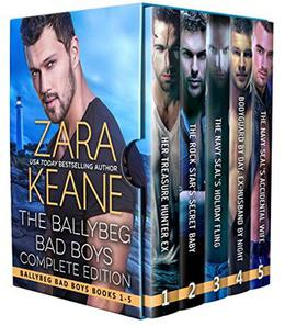 The Ballybeg Bad Boys  (Complete Edition): Books 1-5 by Zara Keane