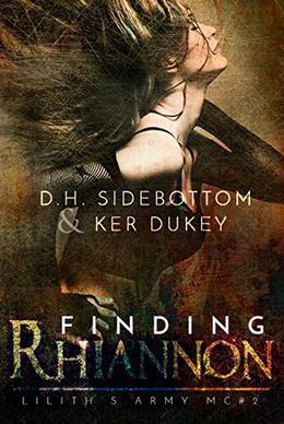 Finding Rhiannon by D.H. Sidebottom, Ker Dukey