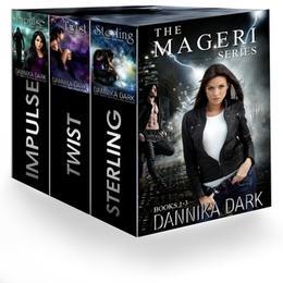 The Mageri Series Box Set by Dannika Dark