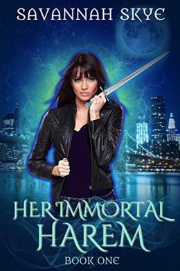 Her Immortal Harem Book One: Apocalyptic Reverse Harem Fantasy Series by Savannah Skye