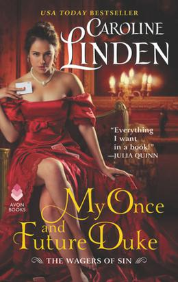 My Once and Future Duke by Caroline Linden