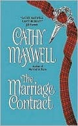 The Marriage Contract by Cathy Maxwell