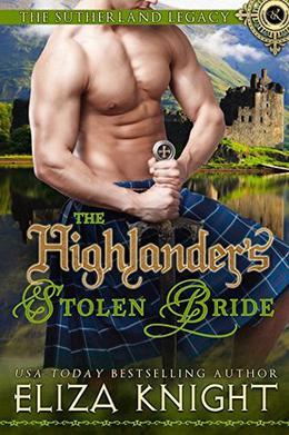 The Highlander's Stolen Bride by Eliza Knight