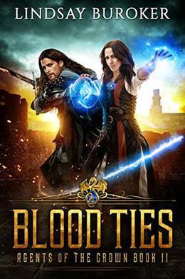 Blood Ties by Lindsay Buroker