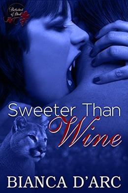 Sweeter Than Wine by Bianca D'Arc