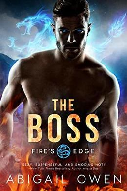 The Boss by Abigail Owen