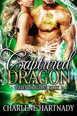 Captured Dragon by Charlene Hartnady