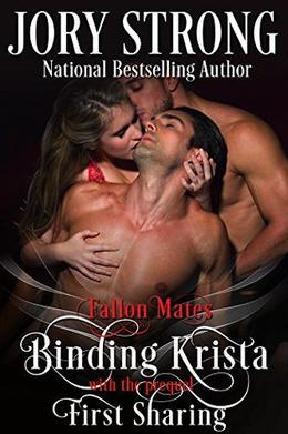 Binding Krista by Jory Strong