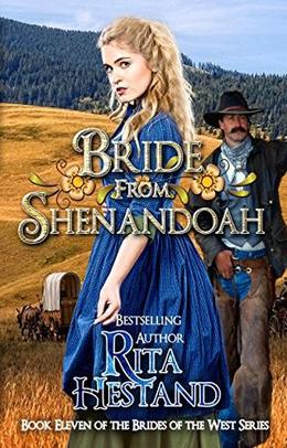 Bride from Shenandoah by Rita Hestand