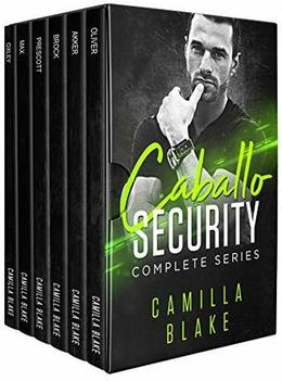 Caballo Security: Complete 6-Part Series by Camilla Blake