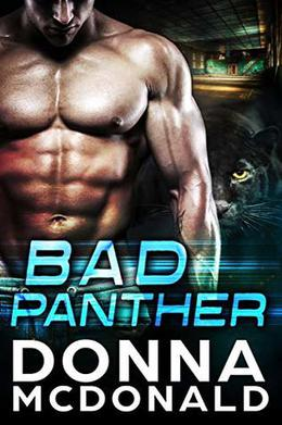 Bad Panther by Donna McDonald