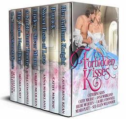 Forbidden Kisses by Laurel O'Donnell, Catherine Kean, Cathy MacRae, Anna Markland, Hildie McQueen, Meara Platt, Sue-Ellen Welfonder