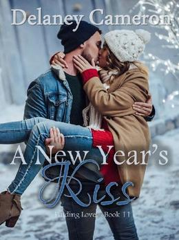 A New Year's Kiss by Delaney Cameron
