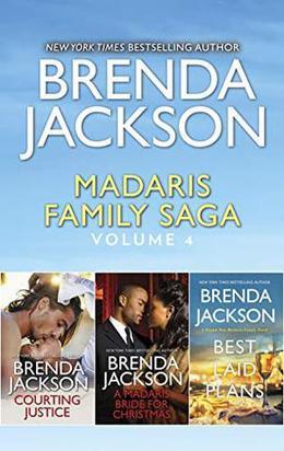Madaris Family Saga Volume 4: An Anthology by Brenda Jackson
