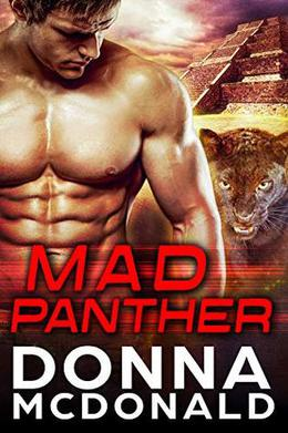 Mad Panther by Donna McDonald