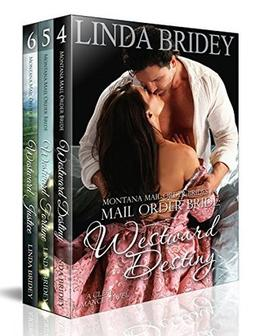 Montana Mail Order Brides Box Set: Books 4 - 6 by Linda Bridey
