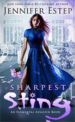 Sharpest Sting by Jennifer Estep