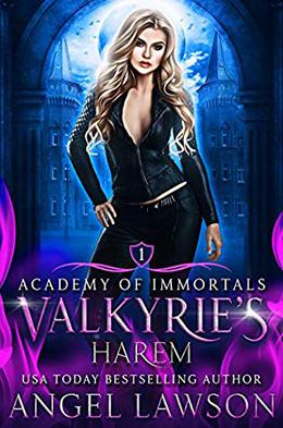 Valkyrie's Harem: Paranormal Romance by Angel Lawson